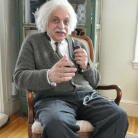 History At Play Presents Livestream Performance of ALBERT EINSTEIN: RELATIVELY SPEAKI Photo