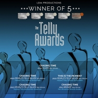'Chasing Time' and 'This is the Moment' Take Home Wins at the 2021 Telly Awards Photo
