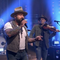 VIDEO: Watch Zac Brown Band Perform 'The Woods' on THE TONIGHT SHOW