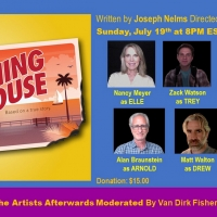 The JOCUNDA FESTIVAL Presents Virtual Play Reading Of BURNING HOUSE By Joseph Nelms Photo