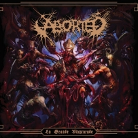 Aborted Announce New EP LA GRANDE MASCARADE
