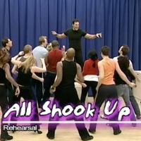 Broadway Rewind: Get ALL SHOOK UP in Rehearsals with Cheyenne Jackson & More in 2005!