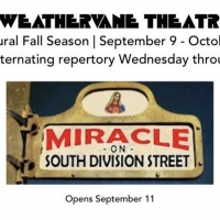 Weathervane Theatre to Stage First Actors' Equity-Approved Indoor Production Since Th Photo
