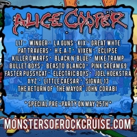 Monsters of Rock Cruise Announces Music Festival in 2021 Photo