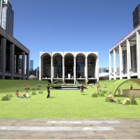 Lincoln Center Will Transform Josie Robertson Plaza Into Green Space Photo