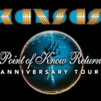 Kansas to Stop at The Morrison Center For The Final U.S. Leg of Anniversary Tour Photo