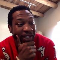 VIDEO: Jonathan Majors Talks ANT-MAN 3 Rumors on THE TONIGHT SHOW
