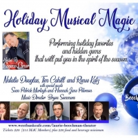 BWW Previews: HOLIDAY MUSICAL MAGIC At The Laurie Beechman Theatre Photo