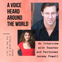 BWW Blog: A Voice Heard Around The World - An Interview with Jeremy Powell Photo