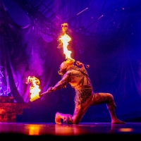 Cirque Du Soleil Kicks Off Relaunch Of Global Touring Operations Under The Big Top at Sam Photo