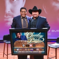 Charley Pride Honored with Lifetime Achievement Award At The National Museum of African Am Photo
