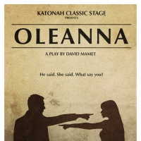 Katonah Classic Stage to Present OLEANNA This Fall Photo