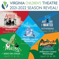Virginia Children's Theatre Announces 2021-2022 Season Article