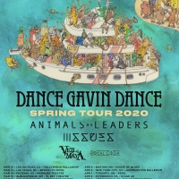 Issues Announce Spring 2020 Tour With Dance Gavin Dance Photo