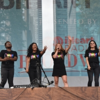 VIDEO: Watch Highlights from Broadway in Bryant Park with DIANA, SIX, MRS. DOUBTFIRE, and Photo