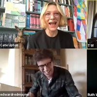 VIDEO: Watch Eddie Redmayne & Cate Blanchett in New JAMES AND THE GIANT PEACH, WITH TAIKA AND FRIENDS