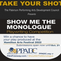Playwrights Can Take Their Shot At The Annual SHOW ME THE MONOLOGUE Competition Photo