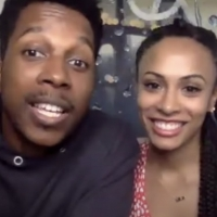 VIDEO: Leslie Odom Jr. and Nicolette Robinson Take a Relationship Test Photo