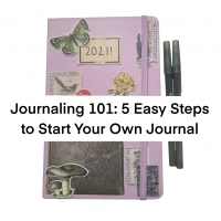 BWW Blog: Journaling 101 - 5 Easy Steps to Start Your Own Journal Photo