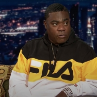 VIDEO: Tracy Morgan Reacts to His Golden Globes SOUL Flub Photo