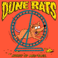 Dune Rats Announce Third Full-Length LP 'Hurry Up And Wait' Photo