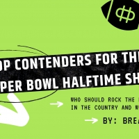 BWW Blog: The Top Contenders For the Next Super Bowl Halftime Show Photo