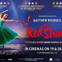 Matthew Bourne's THE RED SHOES Will Be Released In Cinemas Nationwide This May Photo