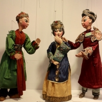The Ballard Institute and Museum of Puppetry Presents 'Working on Race and Ethnicity in Pu Photo