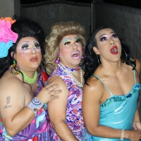 Chico's Angels CHICAS IN SPACE Opens Next Week at The Colony Theatre Photo