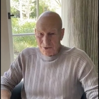 VIDEO: Sir Patrick Stewart Reaches a Milestone With Sonnet 100 Photo
