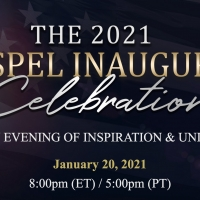 Welcome a New Era of Inspiration and Unity at the Virtual 2021 Inaugural Gospel Celeb Photo