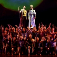 THE PRINCE OF EGYPT Eyes July Return to the West End Photo