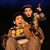 A YEAR WITH FROG AND TOAD to Take the Stage at Main Street Theater Photo