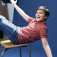 BWW Exclusive: Meet TREVOR's Young Star, Hudson Loverro! Photo