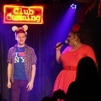 BWW Review: SNOWFLAKE MIC & DRAGARET STAR Are a Double Dose of Fun at Club Cumming Photo