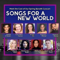 SpeakEasy to Present Benefit Production of Jason Robert Brown's Classic Song Cycle SONGS F Photo