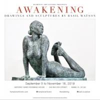 Hampton Art Lovers Presents: THE AWAKENING: Drawings And Sculptures Of Basil Watson Photo