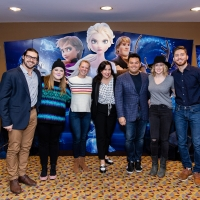 Photo Flash: Broadway Cast of Frozen Attended a Screening of Frozen 2