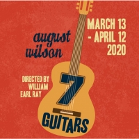 A Theatre Company Will Present August Wilson's SEVEN GUITARS