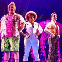 First Look At The National Tour Of THE SPONGEBOB MUSICAL!