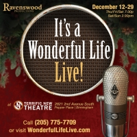 IT'S A WONDERFUL LIFE: LIVE! Comes to TNT This Christmas