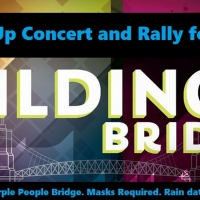 The Carnegie CDC And YPCC Partner For Performance On The Purple People Bridge Photo