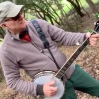 VIDEO: Steve Martin Shares Video of Himself Playing Banjo Outdoors Photo