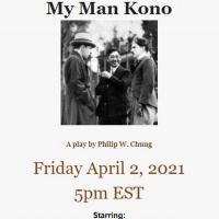 Pan Asian Repertory Theatre Presents MY MAN KONO Virtual Reading Photo