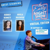 VIDEO: Joshua Turchin's THE EARLY NIGHT SHOW Releases New Episode With Audrey Bennet Photo