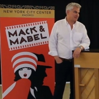 VIDEO: Douglas Sills and Alexandra Socha Prep for MACK & MABEL at City Center