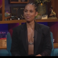 VIDEO: Alicia Keys Talks About the Secret to Her Latest Album on THE LATE LATE SHOW Photo