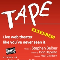 TheSharedScreen Co's TAPE By Stephen Belber Extended by a Week Photo