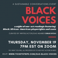 The Episcopal Actors' Guild Presents BLACK VOICES Photo
