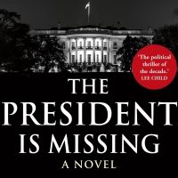 THE PRESIDENT IS MISSING Taps Janet McTeer to Star